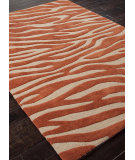 RugStudio presents Addison And Banks Hand Tufted Abr0156 Rust Hand-Tufted, Better Quality Area Rug
