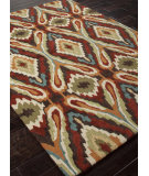 RugStudio presents Addison And Banks Hand Tufted Abr0157 Cocoa Brown Hand-Tufted, Better Quality Area Rug