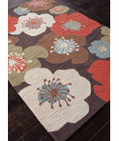 RugStudio presents Addison And Banks Hand Tufted Abr0159 Coffee Hand-Tufted, Better Quality Area Rug