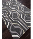 RugStudio presents Addison And Banks Hand Tufted Abr0161 Liquorice Hand-Tufted, Better Quality Area Rug