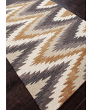 RugStudio presents Addison And Banks Hand Tufted Abr0165 Dark Ivory Hand-Tufted, Better Quality Area Rug