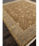 RugStudio presents Addison And Banks Hand Knotted Abr0841 Brown Sugar Hand-Knotted, Good Quality Area Rug