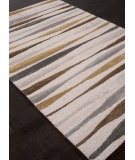 RugStudio presents Addison And Banks Hand Tufted Abr0847 White Hand-Tufted, Good Quality Area Rug