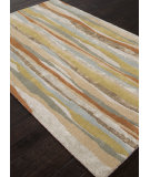 RugStudio presents Addison And Banks Hand Tufted Abr0848 Soft Gold Hand-Tufted, Good Quality Area Rug
