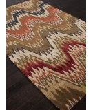 RugStudio presents Addison And Banks Hand Tufted Abr0849 Brown Hand-Tufted, Good Quality Area Rug