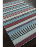 RugStudio presents Rugstudio Sample Sale 81818R Blue Jay Flat-Woven Area Rug