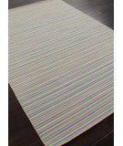 RugStudio presents Addison And Banks Flat Weave Abr0167 Pastel Blue Flat-Woven Area Rug