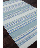 RugStudio presents Addison And Banks Flat Weave Abr0170 Porcelain Blue Flat-Woven Area Rug