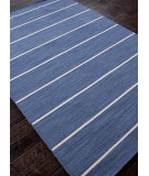 RugStudio presents Addison And Banks Flat Weave Abr0171 Dark Denim Flat-Woven Area Rug