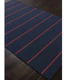 RugStudio presents Addison And Banks Flat Weave Abr0859 Medieval Blue Flat-Woven Area Rug