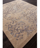 RugStudio presents Addison And Banks Hand Knotted Abr0861 Beige Hand-Knotted, Good Quality Area Rug