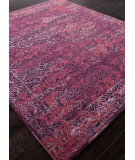RugStudio presents Addison And Banks Hand Knotted Abr0866 Italian Plum Hand-Knotted, Good Quality Area Rug
