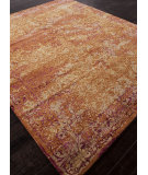 RugStudio presents Addison And Banks Hand Knotted Abr0867 Pumpkin Hand-Knotted, Good Quality Area Rug