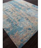 RugStudio presents Addison And Banks Hand Knotted Abr0870 Caribbean Sea Hand-Knotted, Good Quality Area Rug