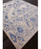 RugStudio presents Addison And Banks Hand Knotted Abr0872 Dark Ivory Hand-Knotted, Good Quality Area Rug