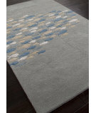 RugStudio presents Addison And Banks Hand Tufted Abr0177 Pastel Blue Hand-Tufted, Best Quality Area Rug