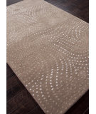 RugStudio presents Addison And Banks Hand Tufted Abr0180 Dark Taupe Hand-Tufted, Best Quality Area Rug