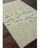 RugStudio presents Addison And Banks Hand Tufted Abr0183 Sea Blue Hand-Tufted, Best Quality Area Rug
