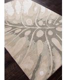 RugStudio presents Addison And Banks Hand Tufted Abr0189 White Hand-Tufted, Best Quality Area Rug