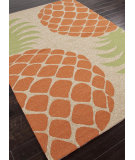 RugStudio presents Addison And Banks Hand Hooked Abr0204 Nickel Hand-Hooked Area Rug