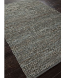 RugStudio presents Addison And Banks Naturals Abr0876 Seaside Blue Sisal/Seagrass/Jute Area Rug
