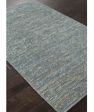 RugStudio presents Addison And Banks Naturals Abr0879 Blue Print Sisal/Seagrass/Jute Area Rug