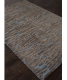 RugStudio presents Addison And Banks Hand Tufted Abr0883 Aegean Blue Hand-Tufted, Good Quality Area Rug