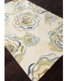 RugStudio presents Addison And Banks Hand Hooked Abr0241 Antique White Hand-Hooked Area Rug