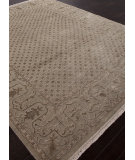 RugStudio presents Addison And Banks Hand Knotted Abr0930 Fog Hand-Knotted, Good Quality Area Rug