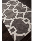 RugStudio presents Rugstudio Sample Sale 82162R Liquorice Hand-Tufted, Best Quality Area Rug
