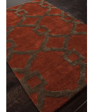 RugStudio presents Addison And Banks Hand Tufted Abr0262 Red Oxide Hand-Tufted, Best Quality Area Rug