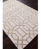 RugStudio presents Addison And Banks Hand Tufted Abr0266 Antique White/Lead Gray Hand-Tufted, Best Quality Area Rug