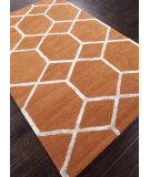 RugStudio presents Addison And Banks Hand Tufted Abr0269 Orange Spice Hand-Tufted, Best Quality Area Rug