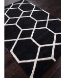 RugStudio presents Addison And Banks Hand Tufted Abr0279 Ebony Hand-Tufted, Best Quality Area Rug