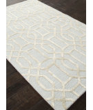 RugStudio presents Addison And Banks Hand Tufted Abr0941 Pastel Blue Hand-Tufted, Good Quality Area Rug