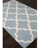 RugStudio presents Addison And Banks Hand Tufted Abr0942 Aegean Blue Hand-Tufted, Good Quality Area Rug