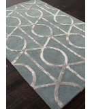 RugStudio presents Addison And Banks Hand Tufted Abr0949 Seaside Blue Hand-Tufted, Good Quality Area Rug