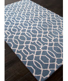 RugStudio presents Addison And Banks Hand Tufted Abr0954 Aegean Blue Hand-Tufted, Good Quality Area Rug