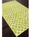 RugStudio presents Addison And Banks Hand Tufted Abr0955 Dark Lime Hand-Tufted, Good Quality Area Rug