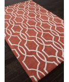 RugStudio presents Addison And Banks Hand Tufted Abr0956 Russet Hand-Tufted, Good Quality Area Rug