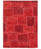 RugStudio presents Addison And Banks Triumph Cx-2248 Medium Red Hand-Tufted, Good Quality Area Rug