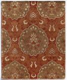 RugStudio presents Addison And Banks Triumph Cx-2258 Brick Red Hand-Tufted, Good Quality Area Rug