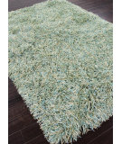 RugStudio presents Addison And Banks Shag Abr0284 Wild Lime Area Rug