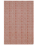 RugStudio presents Addison And Banks Urban Bungalow Melina Paprika Flat-Woven Area Rug