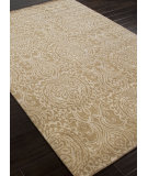 RugStudio presents Addison And Banks Hand Knotted Abr0969 Dark Sand Hand-Knotted, Good Quality Area Rug