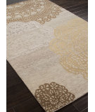 RugStudio presents Addison And Banks Hand Knotted Abr0970 Silver Hand-Knotted, Good Quality Area Rug