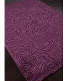 RugStudio presents Addison And Banks Machine Made Abr0291 Dark Violet Machine Woven, Good Quality Area Rug