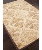 RugStudio presents Rugstudio Sample Sale 82365R Chenille Ivory Machine Woven, Good Quality Area Rug