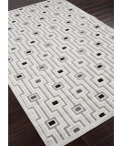 RugStudio presents Addison And Banks Machine Made Abr0304 White Machine Woven, Good Quality Area Rug