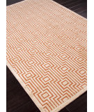 RugStudio presents Addison And Banks Machine Made Abr0306 Orange Machine Woven, Good Quality Area Rug